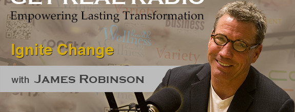 [audio] Get Real Radio Interview with James Robinson