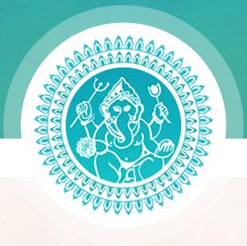Rodney Yee's Yoga Shanti website logo