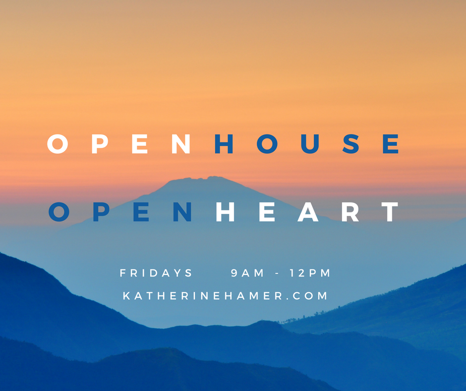 Fridays Open House Open Heart