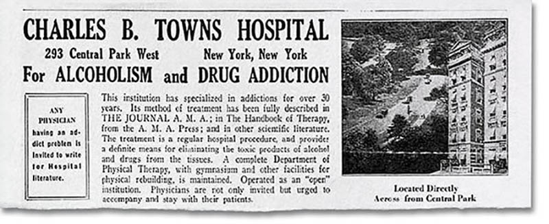 Towns Hospital, NYC